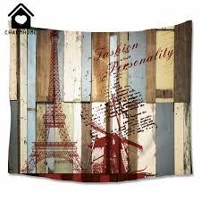 tissus motif paris online get cheap paris mur tapisserie aliexpress com alibaba group