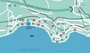 map of montreux travel information swiss federation of clinical neuro societies