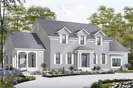 traditional colonial house plans colonial house plan 5 bedrms 4 5 baths 3126 sq ft 126 1168