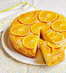 französischer orangenkuchen genussfreak