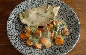 cuisiner escalope de dinde escalope de dinde poireaux et carottes à la crème recette dukan pl
