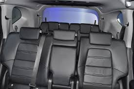 honda 7 seater car india bound 2017 honda cr v 7 seater in images