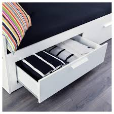 Brimnes Ikea Bed Frame With Drawers Brimnes Daybed Ikea Queen Headboard Storage