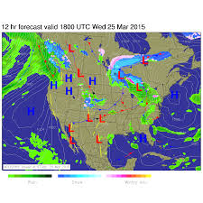 Utc Map Carve Ca Meteorological Support