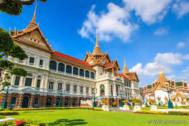Palace Design The Grand Palace In Bangkok Bangkok Attractions