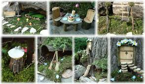 ideas for fairy houses