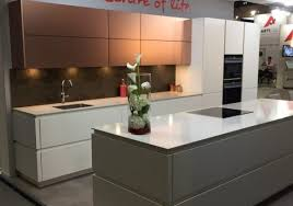 ex display kitchen island large modern rotpunkt ex display kitchen silestone island