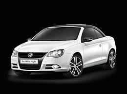 white volkswagen volkswagen eos white night picture 21218