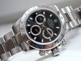 rolex ads rolex daytona 116520 in steel with black dial watch review