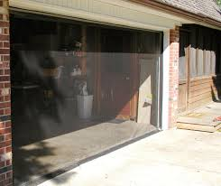 Overhead Roll Up Garage Doors Roll Up Garage Door Screen Overhead The Better Garages