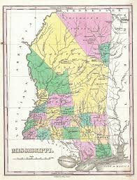 Mississippi County Map The Choctaw Miracle
