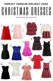 Toddler Christmas Dresses  arinsolangeathome