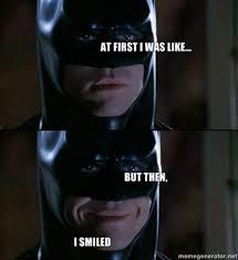 Batman Face Meme - batman funny