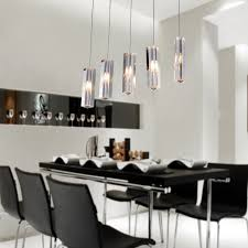 lightinthebox stainless steel 5 light mini bar pendant light with