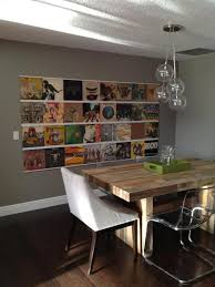 ideas for displaying pictures on walls best 25 vinyl record display ideas on pinterest record display
