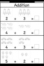 Free Math Facts Worksheets Kindergarten Math Facts Laptuoso