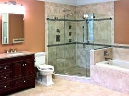 luxury master bath with kohler shower body sprays metro bath