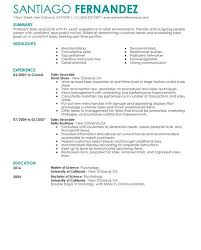retail store resume examples resume examples for s associate