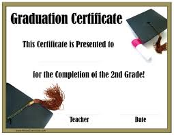 designs free printable graduation certificate templates free