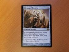 akroma s memorial 1 magic the gathering future sight promo akroma s memorial 6 by 8