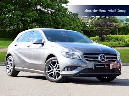 used mercedes benz a class sport manual cars for sale motors co uk