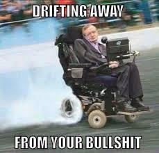 Bullshit Meme - drifting away from your bullshit meme xyz