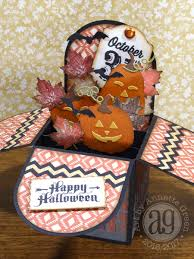 s creative journey fall box cards tutorial