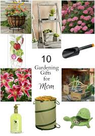 gardening gifts for mom home design