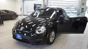 beetle volkswagen 2016 2016 volkswagen beetle deep black pearl stock 110877 walk