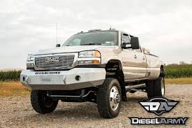 lifted gmc rich strube u0027s lifted 865 horsepower u002705 gmc 3500 dually diesel army