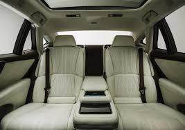 lexus yacht interior 2018 lexus ls 500h teased by accident autoevolution