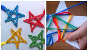 Christmas Crafts To Do With Toddlers - easy last minute christmas crafts for when they u0027re bored or the