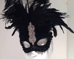 Black Mask Halloween Costume Halloween Masks Etsy