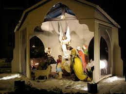 la posada a christmas skit sunday simple nativity and