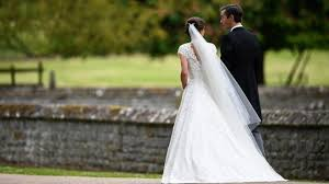 Wedding In Pictures Pippa Middleton Marries James Matthews Bbc News