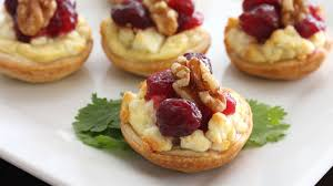 cranberry blue cheese appetizers recipe pillsbury