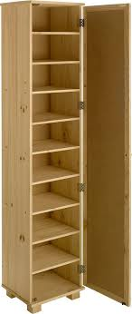 cabinet with shelves and doors slim cabinet with doors stephanegalland com