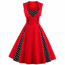 vintage dresses women vintage dresses hepburn dot high waist halter dress