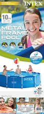 Intex Metal Frame Swimming Pools Intex 10 U0027 X 30