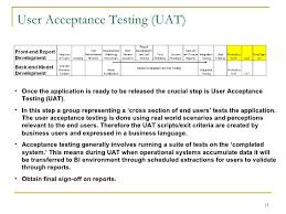 acceptance test report template user acceptance test plan template excel 68 images doc 766785