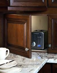 kitchen appliance storage ideas creative appliances storage ideas for small kitchens creative