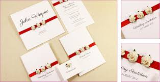 Wedding Invitation Card Free Download Handmade Wedding Card Designs Lake Side Corrals