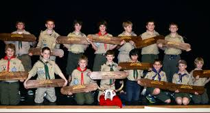 arrow of light award images fifth graders awarded arrow of light badges holland hall holland