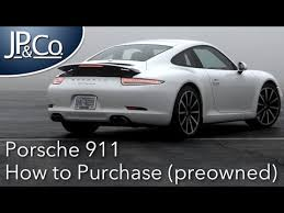 should i buy a used porsche 911 porsche 911 how to find buy
