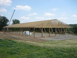 Barn Truss Roof Truss Hiwassee Builders Supply