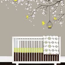 Wall Tree Decals For Nursery Nursery Tree Wall Decal Tree Decals Vinyl From Iwalldecals On