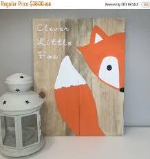 25 unique fox decor ideas on pinterest fox nursery fox baby
