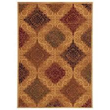 area rugs home decorators home decorators collection celestial multi polypropylene 7 ft 10 in