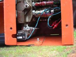 wm lt40 hydraulic system electrical components maintenance