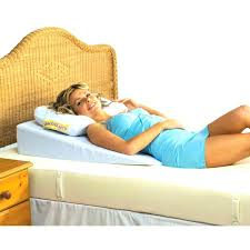 wedge bed pillows awesome as seen on tv pillows for bed pillow wedge bed pillow